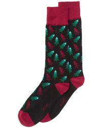 Alfani - Alfa Tech Tree Socks, Created For Macy's - Lyst