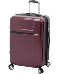 "London Fog - Southbury 25"" Hardside Expandable Spinner Suitcase, Created For Macy's - Lyst"