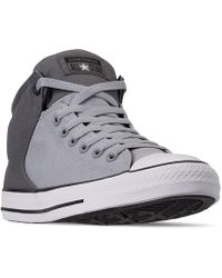 b6df3404a8253b Converse - Chuck Taylor All Star High Street Casual Sneakers From Finish  Line - Lyst