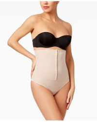 Miraclesuit - Extra-firm Control Inches Off Waist Cinching Thong - Lyst