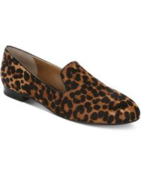 Tahari | Foley Smoking Slipper Flat | Lyst
