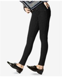 Hue - ® Fleece-lined Denim Leggings - Lyst