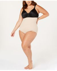 Miraclesuit - Plus Size Flexible Fit Extra-firm Brief 2935 - Lyst