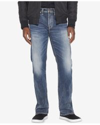 Silver Jeans Co. - Craig Easy-fit Bootcut Stretch Jeans - Lyst