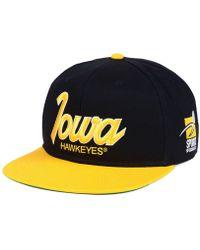 Nike - Iowa Hawkeyes Sport Specialties Snapback Cap - Lyst