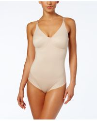 Miraclesuit - Extra Firm Control Molded Cup Comfort Leg Body Shaper 2802 - Lyst