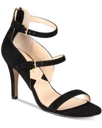 Adrienne Vittadini - Georgino Dress Sandals - Lyst