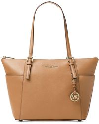 Michael Kors - Jet Set East West Top Zip Tote - Lyst
