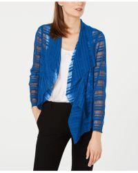 2cdd85aab Alfani Embroidered Pleated Jacket