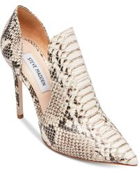 Steve Madden - Dolly Pointed-toe Court Shoes - Lyst