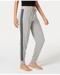 INC International Concepts - I.n.c. Metallic-trim Jogger Pyjama Trousers, Created For Macy's - Lyst