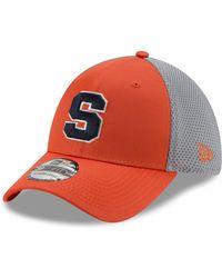 info for 693b3 b0e3e Nike Syracuse Orange True Seasonal Snapback Cap in Blue for Men - Lyst