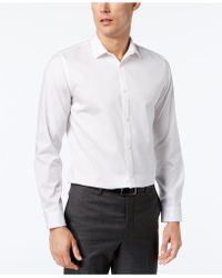 CALVIN KLEIN 205W39NYC - Infinite Cool Classic-fit Shirt - Lyst