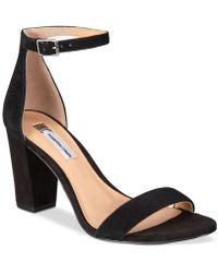 INC International Concepts | Kivah Block Heel Dress Sandals | Lyst