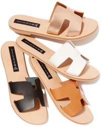 Steven by Steve Madden - Women's Greece Sandals - Lyst