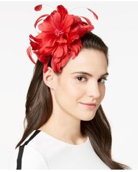 August Accessories - Alexandrite Fascinator - Lyst