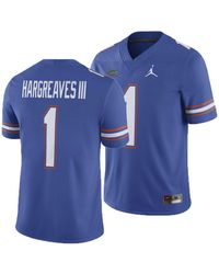 0089bc8271bb Nike - Vernon Hargreaves Iii Florida Gators Player Game Jersey - Lyst