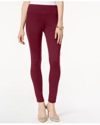 INC International Concepts - I.n.c. Curvy Pull-on Skinny Pants, Created For Macy's - Lyst