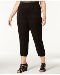 Style & Co. - Plus Size Casual Joggers, Created For Macy's - Lyst