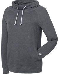 Champion - Plus Size Funnel-neck Sweatshirt - Lyst