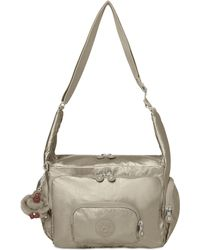 Kipling - Europa Medium Hobo - Lyst