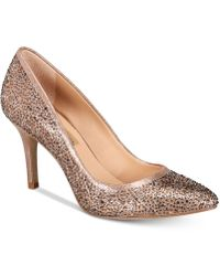 INC International Concepts - Zitah Rhinestone Pointed Toe Pumps, Created For Macy's - Lyst