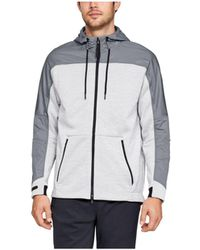 Under Armour - Coldgear Swacket - Lyst