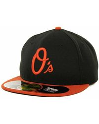 KTZ - Baltimore Orioles Authentic Collection 59fifty Hat - Lyst