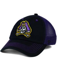 47 Brand - East Carolina Pirates Taylor Closer Cap - Lyst