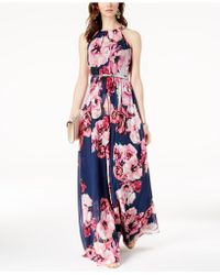 INC International Concepts - I.n.c. Petite Belted Floral-print Maxi Dress, Created For Macy's - Lyst