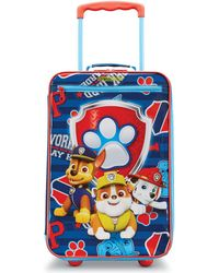 """American Tourister - Paw Patrol 18"""" Softside Spinner Suitcase - Lyst"""