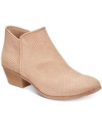 Style & Co. - Women's Warrenn Ankle Booties - Lyst