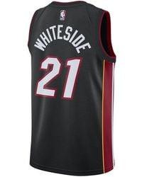 10e02f9e7 adidas Men's Dwyane Wade Miami Heat Revolution 30 Hardwood Classics ...