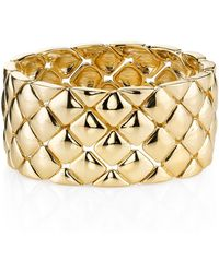 2028 - Gold-tone Bracelet - Lyst