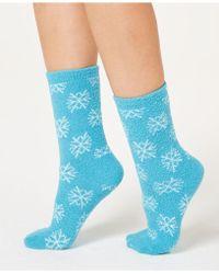 Charter Club - Snowflake Socks, Created For Macy's - Lyst