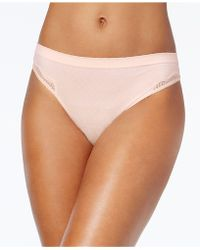 Maidenform - Casual Comfort Seamless Thong Dmccth - Lyst