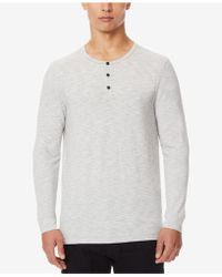 32 Degrees - Men's Heat Plus Henley - Lyst