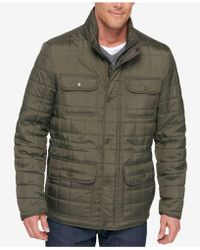 Tommy Hilfiger - Four-pocket Quilted Jacket - Lyst