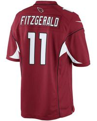 Nike - Men's Larry Fitzgerald Arizona Cardinals Limited Jersey - Lyst