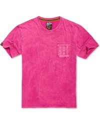 c206fd381 Superdry - Surplus Good Logo Graphic T-shirt, Created For Macy's - Lyst