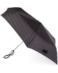 Shedrain - Auto Open And Close Compact Umbrella - Lyst