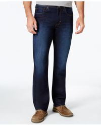Tommy Bahama - Men's Cayman Relaxed-fit Dark Wash Jeans - Lyst