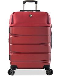 "Heys - Charge-a-weigh 26"" Hybrid Spinner Suitcase - Lyst"
