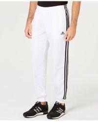 adidas - Tricot Pants - Lyst
