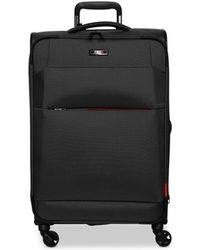 """Revo - Closeout! Airborne 29"""" Softside Expandable Spinner Suitcase, Created For Macy's - Lyst"""