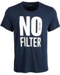 Kenneth Cole - No Filter Graphic T-shirt - Lyst