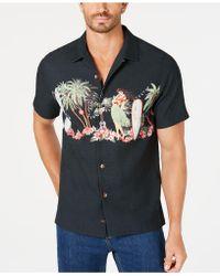 Tommy Bahama - Mele Kelikimaka Silk Shirt - Lyst