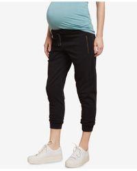 Jessica Simpson - Maternity Jogger Pants - Lyst