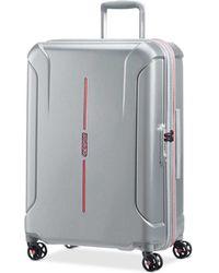 "American Tourister - Technum 24"" Hardside Spinner Suitcase - Lyst"