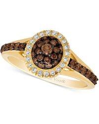 Le Vian - Diamond Ring (3/4 Ct. T.w.) In 14k Gold - Lyst